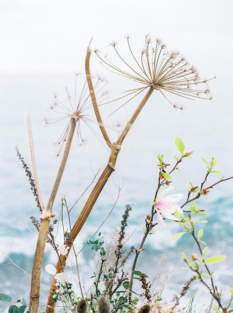 wedding inspiration - photo by Wild Beach Elopement Inspiration at Cinque Terre https://ruffledblog.com/wild-beach-elopement-inspiration-in-cinque-terre
