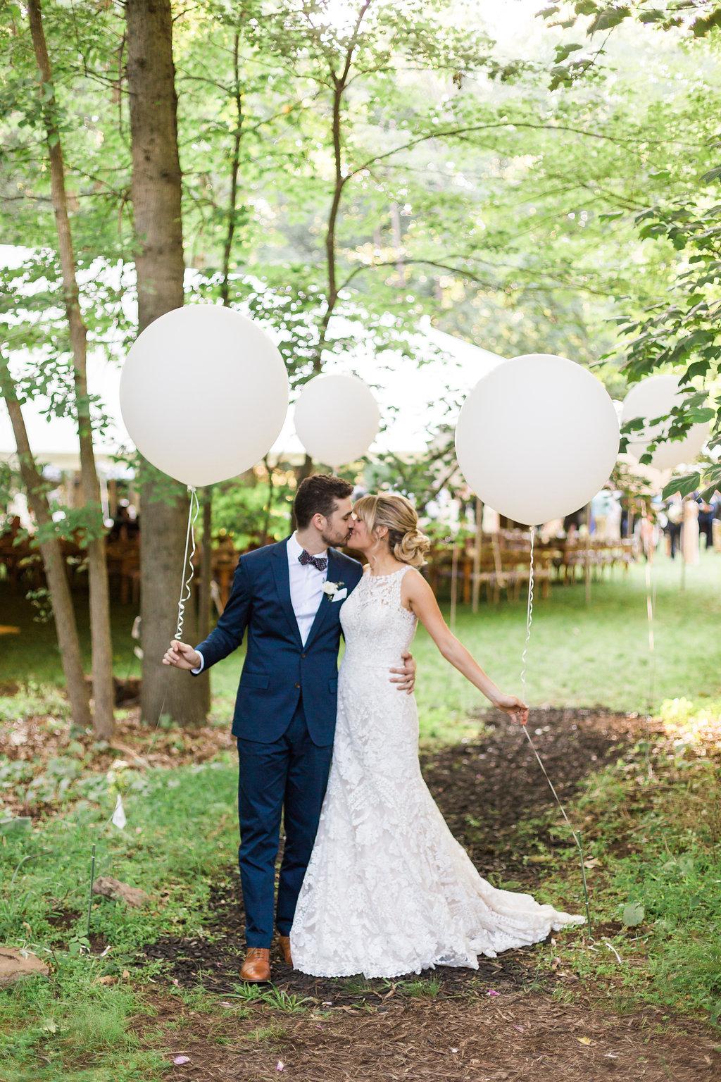 Woodland Garden Wedding · Ruffled